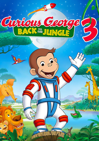 Poster of Curious George 3: Back to the Jungle