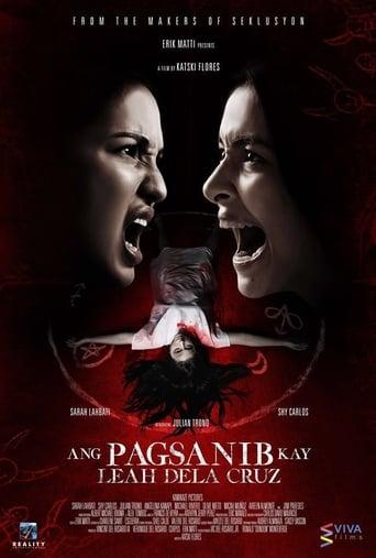 Poster of Ang Pagsanib kay Leah Dela Cruz