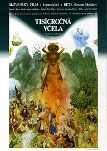 Poster of Tisícročná včela