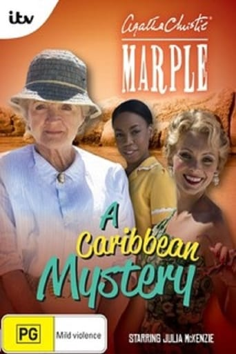 Poster of Agatha Christie's  Marple: A Caribbean Mystery