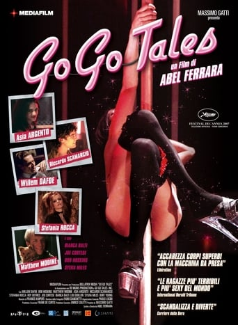 Poster of Go Go Tales
