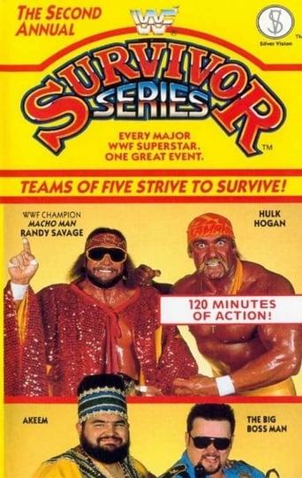 Watch WWE Survivor Series 1988 Online Free Putlockers