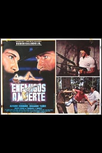 Poster of Enemigos a muerte