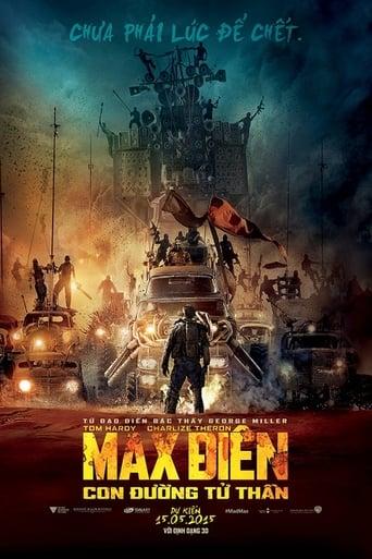 Max Điên: Con Đường Tử Thần