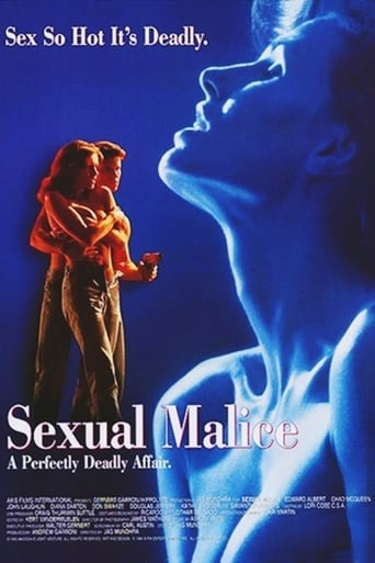 Poster of Sexual Malice