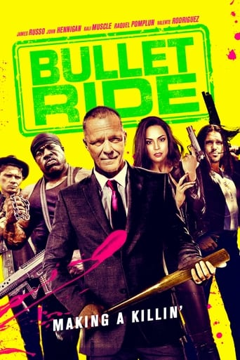 Poster of Bullet Ride