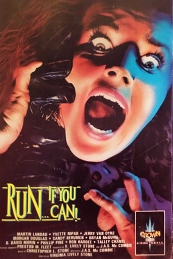 Poster of Run If You Can