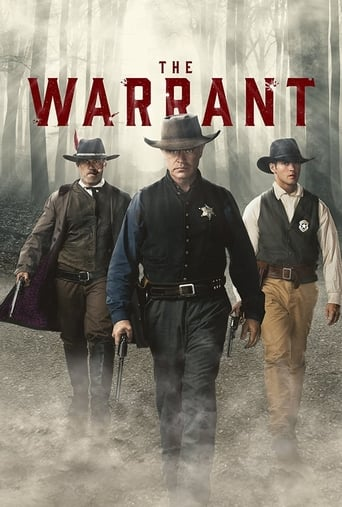 Poster of The Warrant
