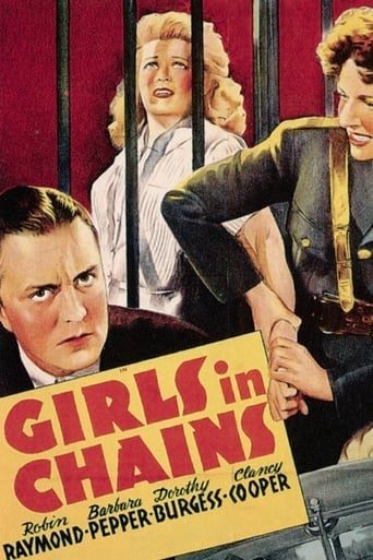 Poster of Girls in Chains