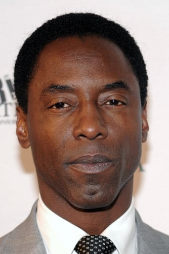 Image of Isaiah Washington