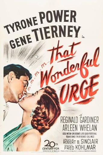 Poster of That Wonderful Urge
