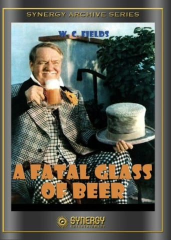 The Fatal Glass of Beer Movie Poster