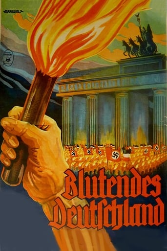 Blutendes Deutschland Movie Poster