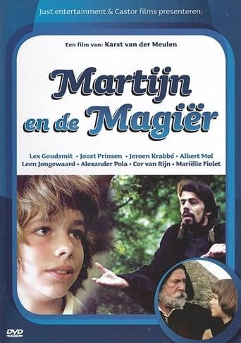 Martijn en de Magiër Movie Poster