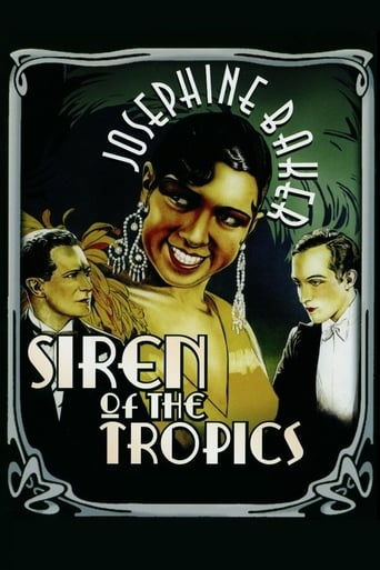 Poster of Siren of the Tropics