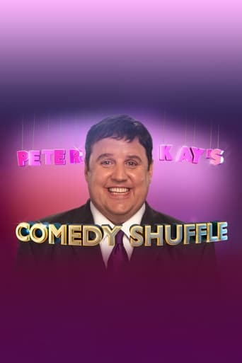 Poster of Peter Kay's Comedy Shuffle
