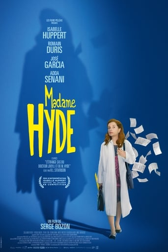 Poster of Madame Hyde