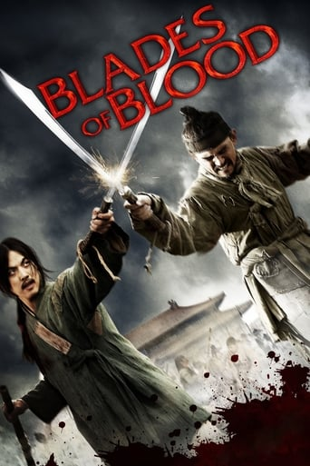 Poster of Blades of Blood