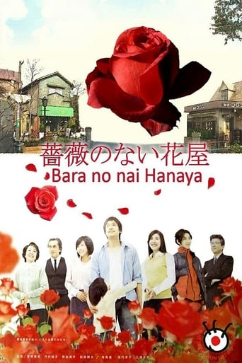 Poster of Flower Shop Without a Rose