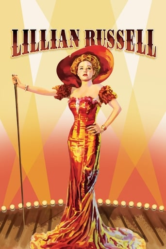 Poster of Lillian Russell