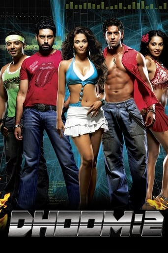 Poster of Dhoom 2