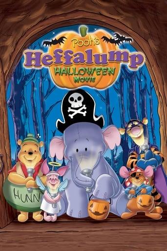Puhs Heffaklump Halloween