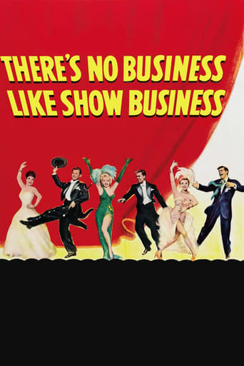 Poster of There's No Business Like Show Business