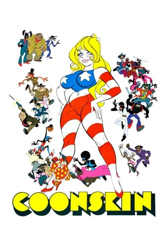 Poster of Coonskin