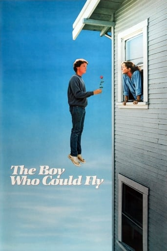 Poster of The Boy Who Could Fly
