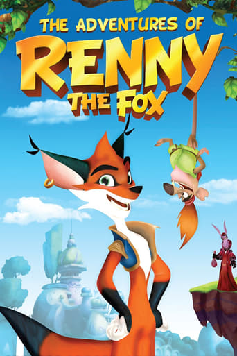 Poster of Renart the Fox