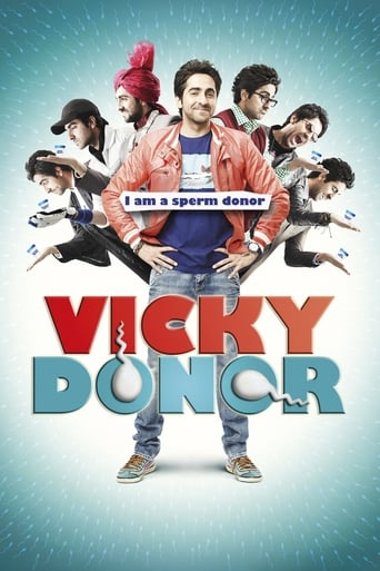 Poster of Vicky Donor