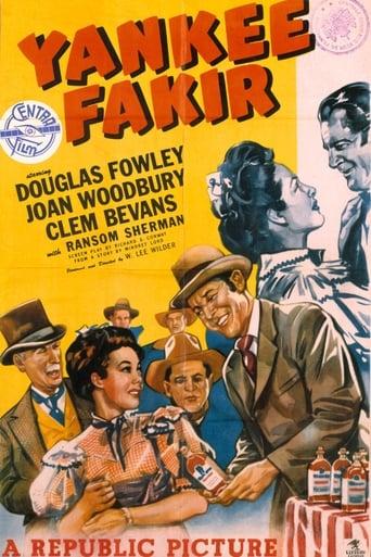 Poster of Yankee Fakir