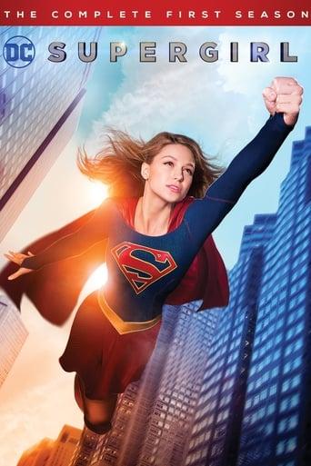 Supergirl 1ª Temporada - Poster