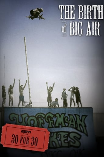 The Birth of Big Air poster
