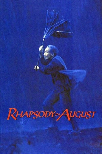 Poster of Rhapsody in August fragman