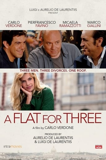 Poster of A Flat for Three