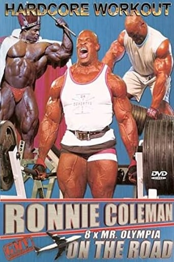 Ronnie Coleman: On the Road