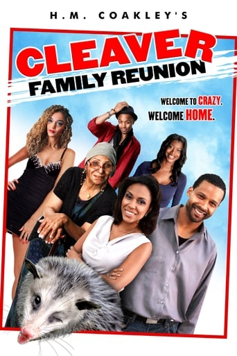 Poster of Cleaver Family Reunion