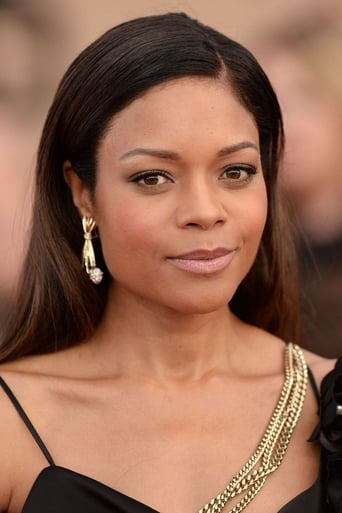 Naomie Harris alias Alicia West