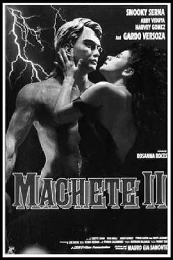 Poster of Machete II