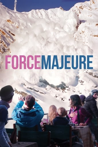 Poster of Force Majeure