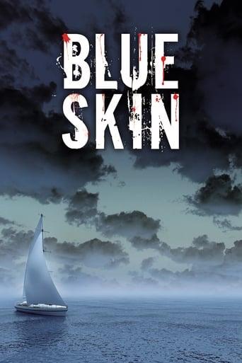 Poster of La piel azul