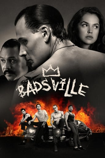 Poster of Badsville