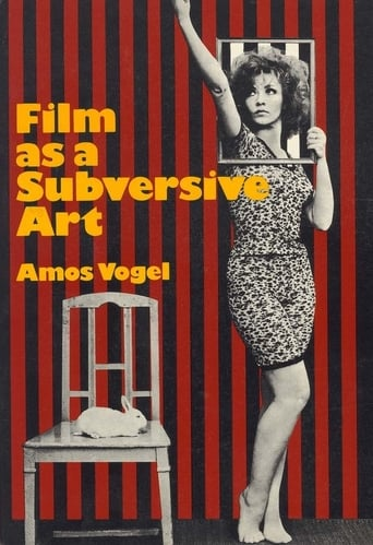 Film as a Subversive Art: Amos Vogel and Cinema 16