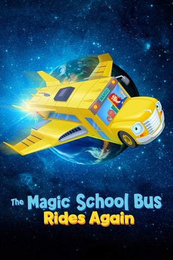 Poster of The Magic School Bus Rides Again