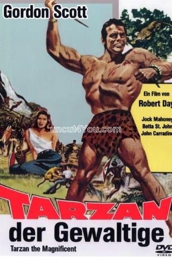Tarzan, der Gewaltige