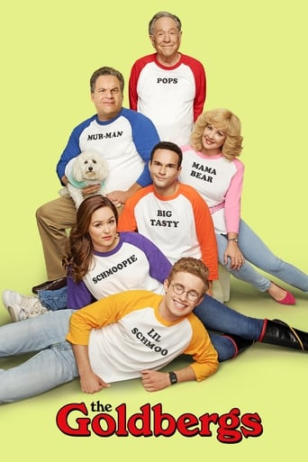 Poster de The Goldbergs S07E13