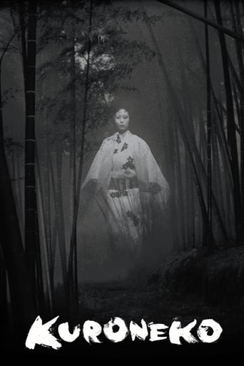 Poster of Kuroneko