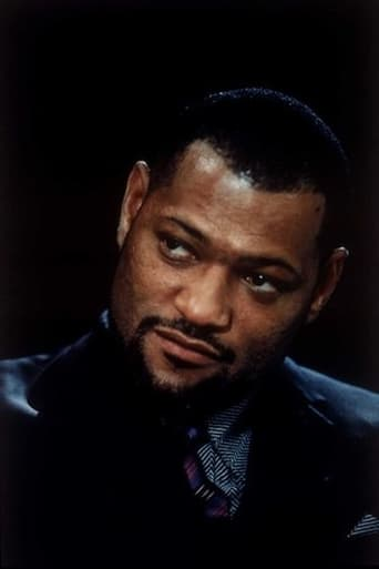 Laurence Fishburne alias Tyrone 'Clean' Miller