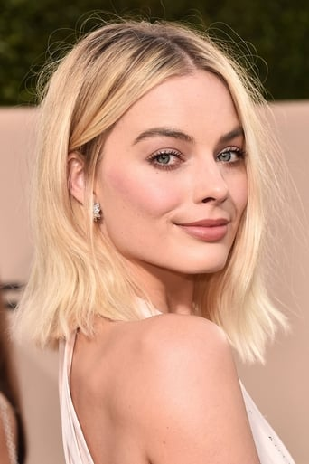 Image of Margot Robbie